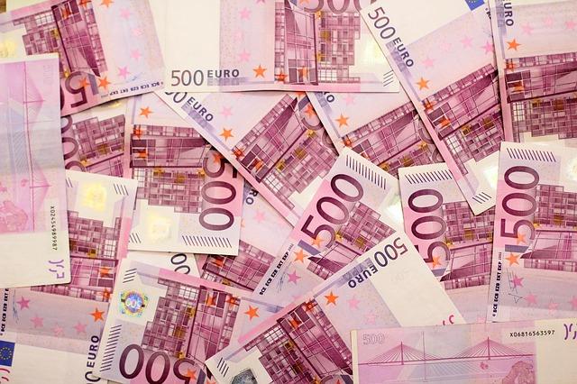 Geldschieter aangeboden