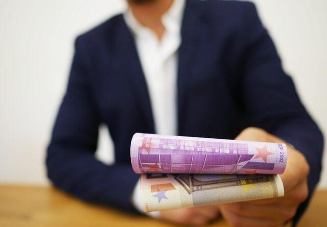5 voor particuliere geldschieters